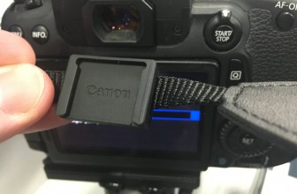 That rubber thingy on your Canon dSLR's strap? It has a purpose
