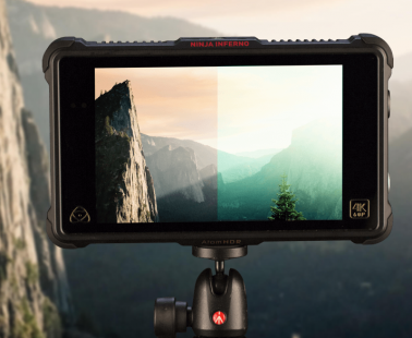 Atomos announces the 4K 60p HDR Ninja Inferno and slashes the prices on the Shogun Flame and Ninja Flame