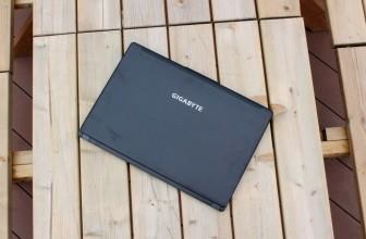 Gigabyte P37X v6 review