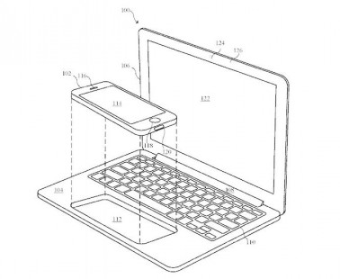 Apple Patent Envisions Turning Your iPhone or iPad Into a MacBook
