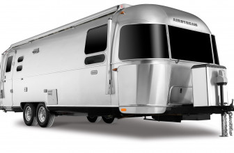 AT&T's LTE is now an option on all Airstream camping trailers