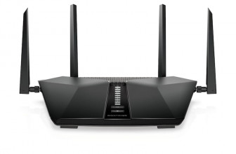 Netgear Nighthawk RAX50 Wi-Fi 6 Router With Five Gigabit Ports Launched in India, Priced at Rs. 19,499