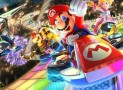 Mario Kart 8 Deluxe for the Nintendo Switch Out Now
