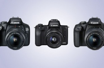 Canon expands its mirrorless and DSLR line-up with three new cameras