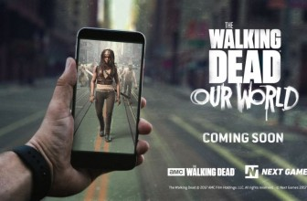 Move over, Pokemon Go: The Walking Dead just got its own AR mobile game