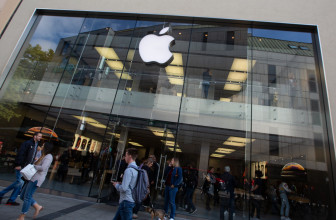 Apple's services help anchor a company rocked by slow iPhone sales