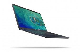 Acer Swift 5 announced at IFA 2018 as the world's lightest 15-inch laptop