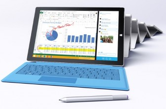 Microsoft Surface Pro 3 Update Brings Battery Life, Surface Pen Improvements