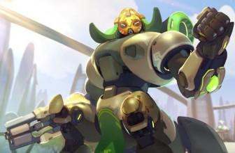 Orisa Is Overwatch's New Hero