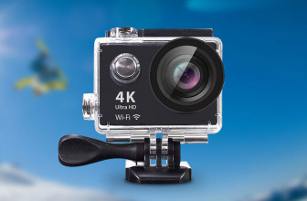 This 4K action cam is a great GoPro alternative for just $60