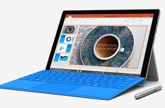 DEAL: Get Microsoft Surface Pro 4 and Type Cover for £629