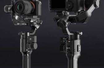 DJI's first single-handed stabilizer for hybrid cameras. The Ronin-S is officially released for USD $699