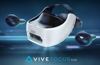 The Vive Focus Plus is HTC's answer to the Oculus Quest