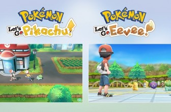 'Pokémon: Let's Go' will connect 'Pokémon Go' and Switch this fall