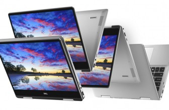 Dell's 2018 Inspiron 2-in-1 laptops bring more flagship features to the mainstream