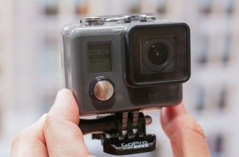 GoPro HERO cameras undergo torture test: a dip in liquid nitrogen