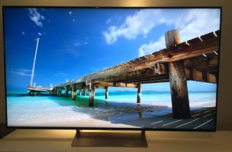 Hands on: Sony Bravia 65XE93 TV review