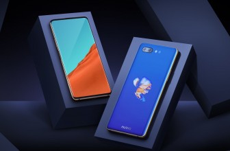 Nubia X avoids a notch by adding a rear display for selfies
