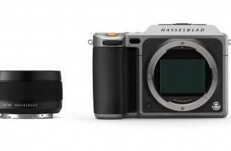 Hasselblad releases firmware update for its X1D-50c mirrorless medium format camera