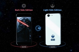 Star Wars Smartphones Are Flying Into Japan This December