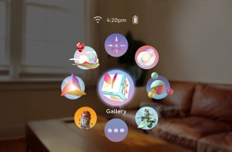 Here's a sneak preview of what the Magic Leap One interface looks like