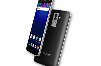 Alcatel Flash features front and rear dual-cams