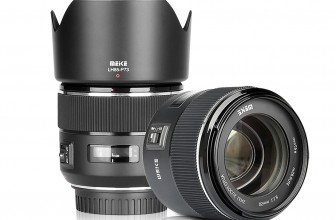Meike announces full frame 85mm F1.8, its first autofocus lens