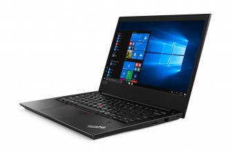 Lenovo ThinkPad E480 With 8th Gen Intel Core Processor, Military-Grade Build Launched in India