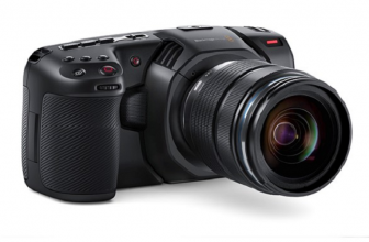Blackmagic Pocket Cinema Camera 4K update adds pixel remapping, better battery life, more