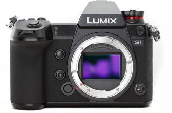 Panasonic S1 firmware update delivers advanced video features