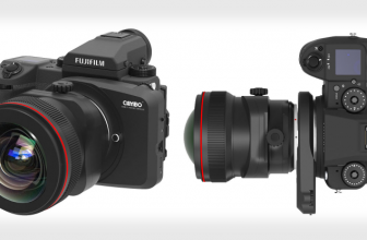 Cambo Adapter Lets You Use Canon EF Lenses on Fuji's Medium Format GFX
