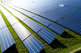 Amazon plans new solar and wind farms in Ireland and Virginia