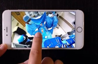 Watch a hernia surgery live in VR