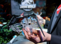 Look out for the flying 'Jurassic World' Pteranodon drone