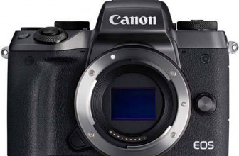 In Stock Alert – Canon EOS M5