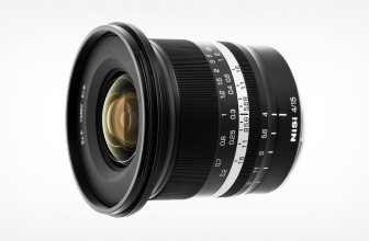 NiSi Unveils 15mm f/4 Lens for Sony E, Canon RF, Nikon Z, and Fujifilm X