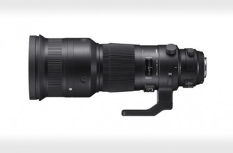 A First Look at Sigma's Monster Prime, the 500mm f/4 Sport