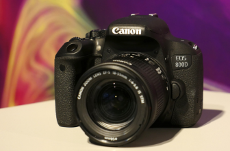 Canon EOS 800D preview: Mid-range made accessible