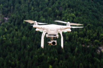 Drone network provides early warnings for natural disasters