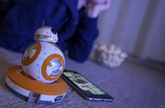 New update turns Sphero's BB-8 droid into the perfect Rogue One movie date