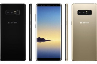 Take note: these could be the Samsung Galaxy Note 8's final specs