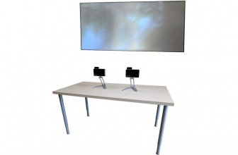 Wave goodbye to split-screen gaming with this high-tech multiplayer display