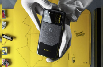 OnePlus 8T Cyberpunk 2077 Edition has just launched with a striking design