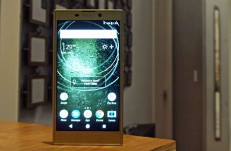Hands on: Sony Xperia L2 review
