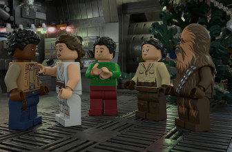 Disney and Lego are making a new 'Star Wars Holiday Special'
