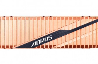 Gigabyte Aorus NVMe Gen4 SSD review: Full speed ahead
