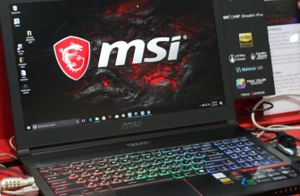 Hands on: MSI GS63VR Stealth Pro review