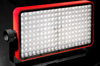 "Kinotehnik Practilite 802 – a high output ""Half panel"" LED"