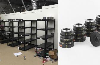 Over $200,000 in Cinema Lenses Were Stolen from Veydra Optics on Sunday