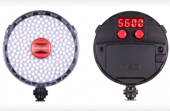 Rotolight's NEO 2 is an LED Continuous Light That Doubles as a HSS Flash